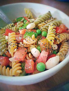 10 ideas de ensaladas con legumbres + muchas ideas con diferentes legumbres para incorporarlas a tus ensaladas!