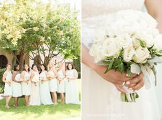 The Parador Wedding Photographer / Kasey Lynn Photography Flowers by: Sandra Meily
