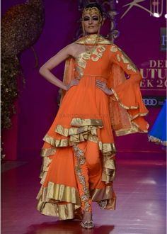 Ritu Beri Collection at PCJ Delhi Couture Week 2013