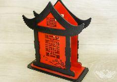Купить салфетницу в китайском стиле оптом от производителя