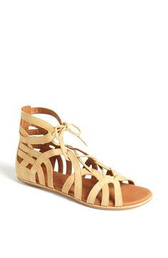 Gentle Souls 'Break My Heart' Sandal available at #Nordstrom 194.00. Purchased for summer ~ great reviews