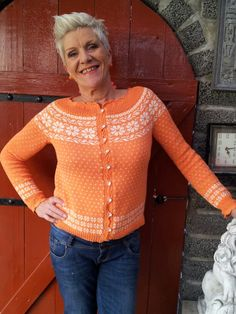 Sommerflørt Sweaters For Women, Men Sweater, Fair Isles, Knit Crochet, Knitting, Blouse, Lady, Tops, Crocheting