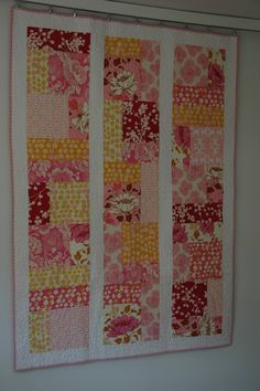 Quilt it:  Love this!