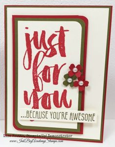 Stampin'Up! sneak peek Botanicals for You stamp set, Occasions catalog, christmas, diy, flowers, pearls