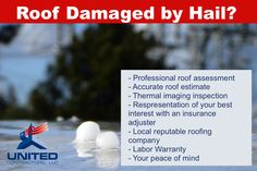 HAIL-DAMAGED ROOF???  For assistance visit www.myrtle-beach-roofing.com Roofing Estimate, Surfside Beach, Murrells Inlet, Thermal Imaging, Pawleys Island, Little River, Myrtle Beach Sc, Peace Of Mind, The Unit