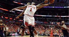 Derrick Rose encamina Chicago Bulls a la victoria con un triple