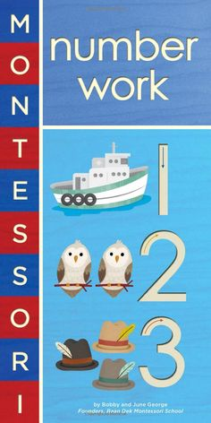 Montessori: Number Work: Bobby George, June George, Alyssa Nassner: 9781419704123: AmazonSmile: Books
