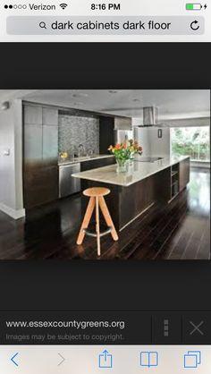 25 Kitchen Design with Dark Hardwood Floors   Aida Homespictures of  kitchens  with dark cherry cabinets  floors   black  . Dark Wood Floor Kitchen. Home Design Ideas