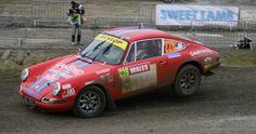 Rikki Proffitt/Phil Harrison, Porsche 911; winner of class H1, 3day National Rally 2013 Wales Rally GB. Photo by DWphotography.