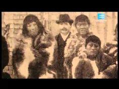 Documental sobre los Pueblos originarios de Tierra del Fuego Selk'nam - onas - YouTube
