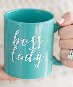 Mint Boss Lady Coffee Mug Fun Inspirational Motivational Chic Girl Boss Lady Gift for Her Mugs Fashion Funny Quote Cup Best Friend Gifts Turquoise Mom Boss Lady Gifts, Boss Lady Mug, Boss Mug, Girl Boss, Boss Babe, Boss Coffee, Best Coffee Mugs, Coffee Is Life, Coffee Cups