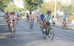 Núcleo de Elvas do Sporting Clube de Portugal pedalou pelo concelho | Elvasnews