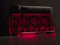 Toll Sofa With Illumination LEDs U2013 Colico Design Asami