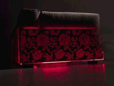 Toll Sofa With Illumination LEDs U2013 Colico Design Asami