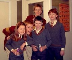Harry Potter: 20 Rare Behind The Scenes Photos