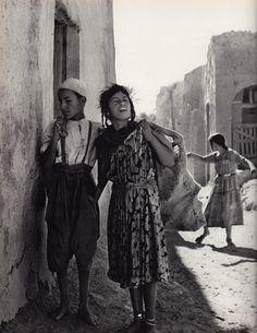 """""""Algérie"""" Henriette Grindat. La Guilde du livre, Lausanne, 1956."""