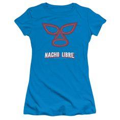 Nacho Libre: Mask Junior T-Shirt