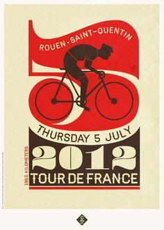 Great Tour De France Prints from Crayonfire Shop