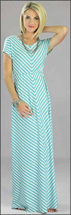 Deborah and Co. - Mackenzie Maxi Dress , $25.00 (http://www.deborahandco.com/mackenzie-maxi-dress/)