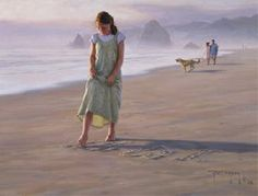 """Love Letters in the Sand"" by Robert Duncan"