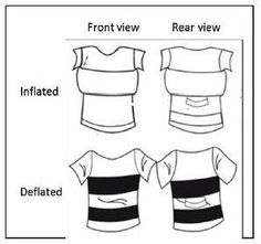 A T-shirt that saves children from drowning