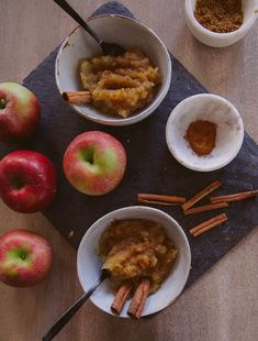 A Simple Homemade Applesauce Recipe | In Honor Of Design