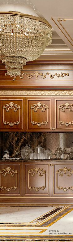 Beautiful cabinets