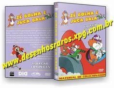 Desenho ZÉ BOLHA E JUCA BALA DUBLADO EM PORTUGUÊS. Garantia 100% de ENTREGA em MÃOS.  Dúvidas e Informações aqui: desenhosraros2005-livre@yahoo.com.br