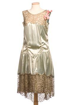 """Robe de style"", 1920's."