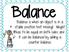 foss balance and motion a kids friendly science journal science rh pinterest com Balance and Motion Spinning Tops Balance and Motion Roller Coaster