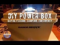 DIY Kayak Fishing - Battery Box - Hydrayak.com