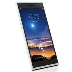 Elephone P2000 Smartphone Android 4.4 MTK6592 3G 1.7GHz Octa Core 2GB 16GB 5.5 Pulgada HD OGS Finger Scanner NFC OTG Doble Cámaras Blanco
