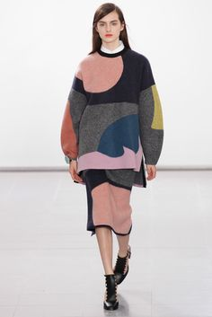 Issa Fall 2014 Ready-to-Wear - Collection - Gallery - Look 1 - Style.com