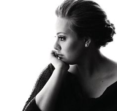 Adele, love her voice and old hollywood glamour