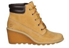 8e1409cf352 Bota de cordones en amarillo y acabado en nobuck. Zapatos de Talla -  Calzados Gody