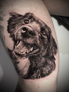 Preto e Cinza na tatuagem: 31 artistas brasileiros para seguir - Blog Tattoo2me Blog, Tattoos, Animals, Black And Grey Tattoos, Black Style, Solid Black Tattoo, Artists, Tatuajes, Animales