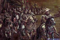 Mongol Knight 100