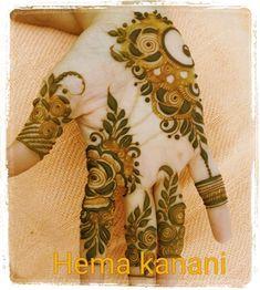 Kashee's Mehndi Designs, Indian Henna Designs, Henna Tattoo Designs Simple, Floral Henna Designs, Mehndi Design Pictures, Wedding Mehndi Designs, Mehndi Designs For Fingers, Latest Mehndi Designs, Simple Henna