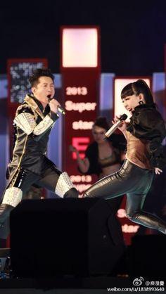 《我要給你》2013台北紅白藝能大賞