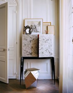 Giambattista Valli's Paris Apartment