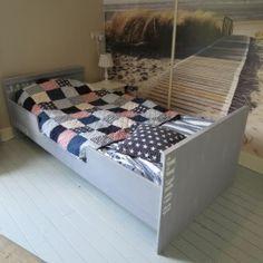 Stoer jongensbed `Jip` | MEUBELEN | More than a Feeling Kids Rooms, Toddler Bed, Furniture, Home Decor, Child Bed, Decoration Home, Room Decor, Child Room, Kidsroom