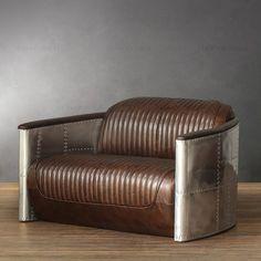 Aviator chairs - restoration hardware