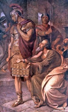 Acts 28 Bible Pictures: Paul in Rome