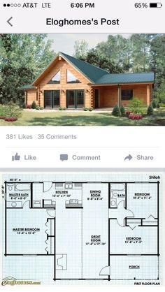 3226 Best log homes images in 2020   Log homes, Cabin homes, Log ...