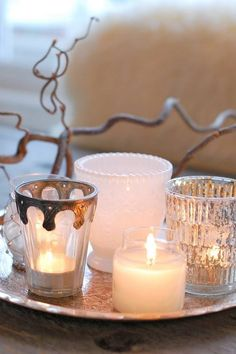 Use Candle Impressions LED tea lights to protect your candle holders from damage. Candle Centerpieces, Candle Lanterns, Candle Decorations, Candle Lighting, Chandeliers, Coffee Candle, Lantern Chandelier, Candle In The Wind, Pretty Bedroom