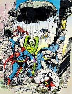 Cap'n's Comics
