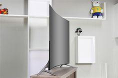 Novedad: La Xiaomi TV 3S nos muestra su pantalla curvada en diferentes fotografías