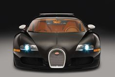 Bugatti veyron. One day.....