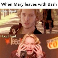 I love bash with all my heart but now Francis is going to get the wrong idea because he doesn't know anything about Nostradamus' vision. I'm hoping that Francis and bash don't fight though because as much as I love TVD, I don't want Reign to turn out like that. Mary would be Elena 2.0 and one Elena is more than enough #sorrynotsorry Does anyone else watch The Vampire Diaries?