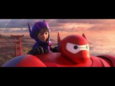 """First Flight"" Clip - Big Hero 6 - YouTube"